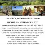 Sundance Utah, 2017